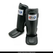 Fairtex SP3 Double-Padded Shin Guards